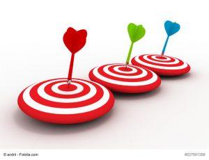 Ziele richtig setzen - die richtigen Ziele setzen